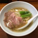 麺屋 一徳 - 塩ラーメン  700円    絶品◡̈♥︎