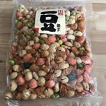 中西ピーナツ - よりどりみどり (大)  ¥500外