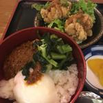 遊食家 ゆがふ - 生七味丼