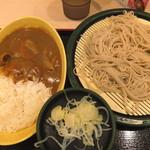 ゆで太郎 - 得ランチ月曜日(2017/05)