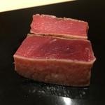 鮨 おとわ - 塩釜のシビマグロ