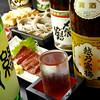 へぎそば 越後 - ドリンク写真:新潟酒に合うおつまみをご用意