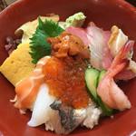 浜茂鮨 - 海鮮丼