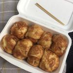 えん - 高級たこ焼き『えん』1500円