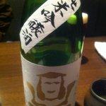 やまかし 国分寺店 - かなえ 純米吟醸 760円