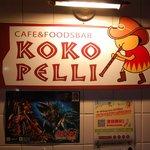 CAFE&FOODSBAR KOKOPELLI - 看板