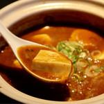 麺の坊 晴天 - 豆腐リフト