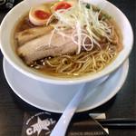 ラーメンキャロル - チャーシュー中華そば+煮卵960円