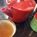 67101182 - お茶のサービス