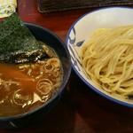 つけ麺 石ばし - つけ麺(中盛り)¥800