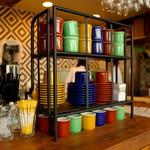 OUTDOOR CAFE MEER LOUNGE -