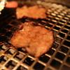 ぼく亭 - 料理写真:塩タン調理中
