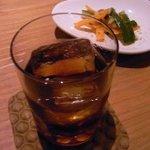 TAO CAFE - チンザノ・ロッソ