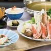 かに道楽 - 料理写真:お昼のかにすきランチ「道楽」