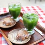 平松茶屋 - 料理写真:抹茶