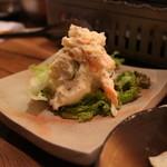 Uogashisakabaekimaehamaken - ポテトサラダ