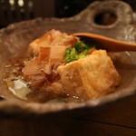 Uogashisakabaekimaehamaken - 揚げだし豆腐