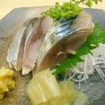 魚竹 - 〆鯖