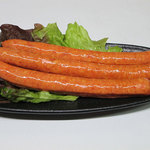 ぶち - ピーチポークウインナー