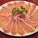 ぶち - ピーチポークの豚しゃぶ