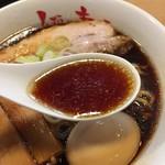 67114890 - 焦げ茶色のスープ