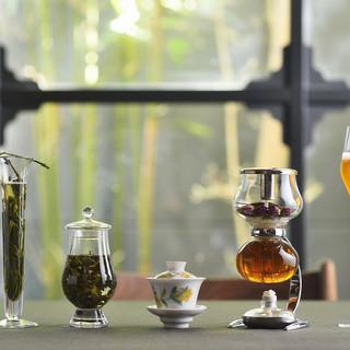 様々のお茶をお料理に合わせて・・・