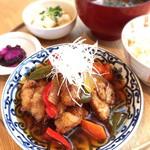 24/7 cafe apartment  - 本日のお肉セット