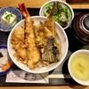 三惚 - 料理写真:ランチの「天丼」(930円)