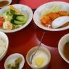 中華レストランちゅー - 料理写真:エビチリ定食