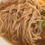 67117249 - 麺は国産スペルト小麦全粒粉
