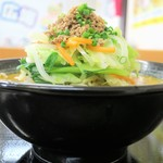 麺屋桃太郎 - 料理写真:野菜たっぷりみそらーめん