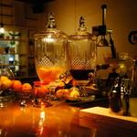 FRUIT & DINING BAR KAJITSU - 店内