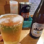 67119557 - 瓶ビール500円