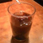 上野 太昌園 - アイスコーヒー