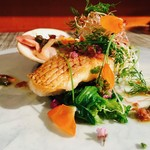 cieloazzurro - 料理写真:お魚料理は前日までにご連絡下さい。