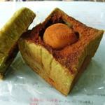 NICOL - 料理写真:たまてばこ(和菓子的パン)