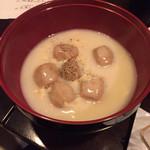 67121023 - 里芋の湯葉あんかけ