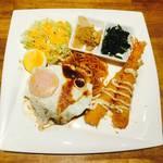 MANA CAFE - 料理写真:【イチオシ】大人様ランチ 980円