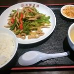 大阪王将 - 選べる逸品料理 ランチ¥850円セット