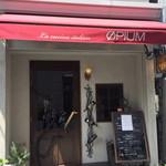OPIUM -