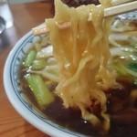 集来 - 手打ち麺(サンマー麺)