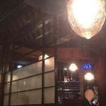 国分寺ワイン酒場 ウシカミGabu - 店内