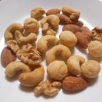 グルーヴィナッツ - ベーコンスモークドナッツ