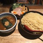 三田製麺所 - 三田盛りつけ麺(大)1060円