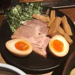 三田製麺所 - 三田盛り