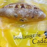 ブーランジェリー カドー - クランベリーカンパーニュ