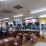 中井食堂 中井パーキングエリア(PA)下り線 - 外観