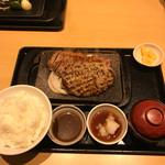 石焼ステーキ 贅 -