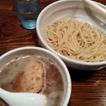 中華ソバ 櫻坂 - つけソバ 麺少なめ