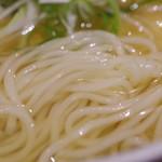 黒門 さかえ - 麺